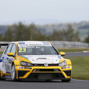 23 NIMC Vaclav (cze), VW Golf TCR team Steibel Motorsport, action during the 2017 ETCC European Touring Car Championship race at Most, Czech Republic from october 6 To 8 - Photo Jean Michel Le Meur / DPPI